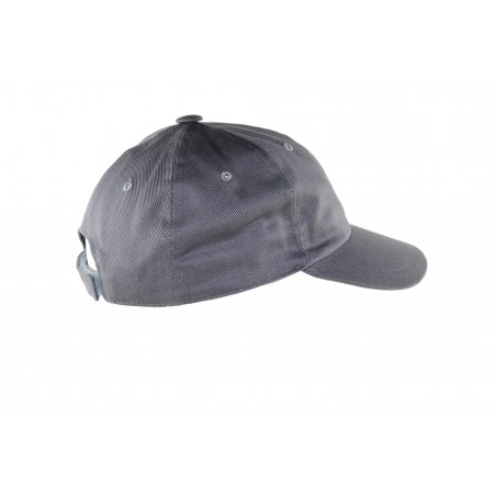 Casquette grise made in france pour homme fabriquée en France GAULOIS® 100% coton Made in FRANCE. Made in FRANCE cap caps bob